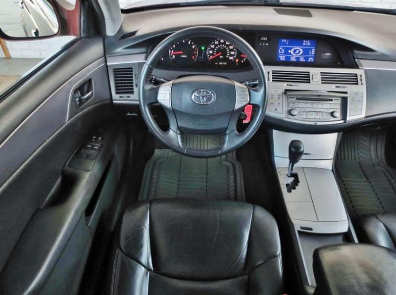 2008 Toyota Avalon Touring 4dr Sedan - Knoxville TN