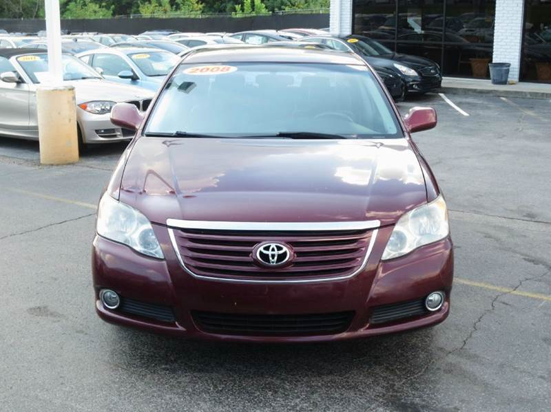 2008 Toyota Avalon Touring 4dr Sedan In Knoxville Tn