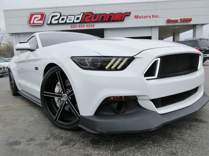 2015 Ford Mustang GT 2dr Fastback - Knoxville TN