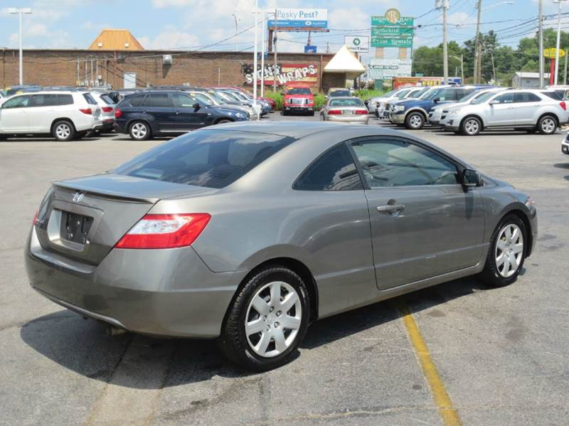 2008 Honda Civic LX 2dr Coupe 5A - Knoxville TN