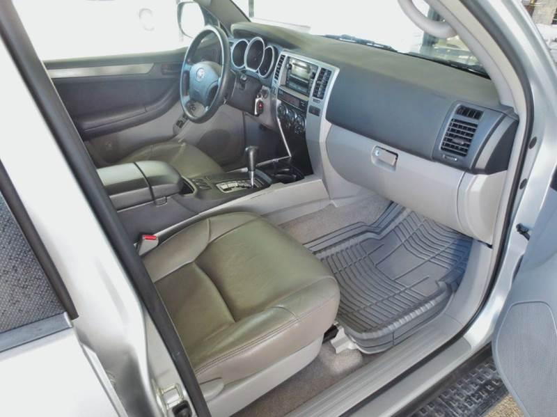 2007 Toyota 4Runner Sport Edition 4dr SUV V6 - Knoxville TN