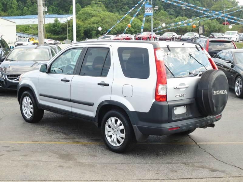 2005 Honda CR-V AWD EX 4dr SUV - Knoxville TN