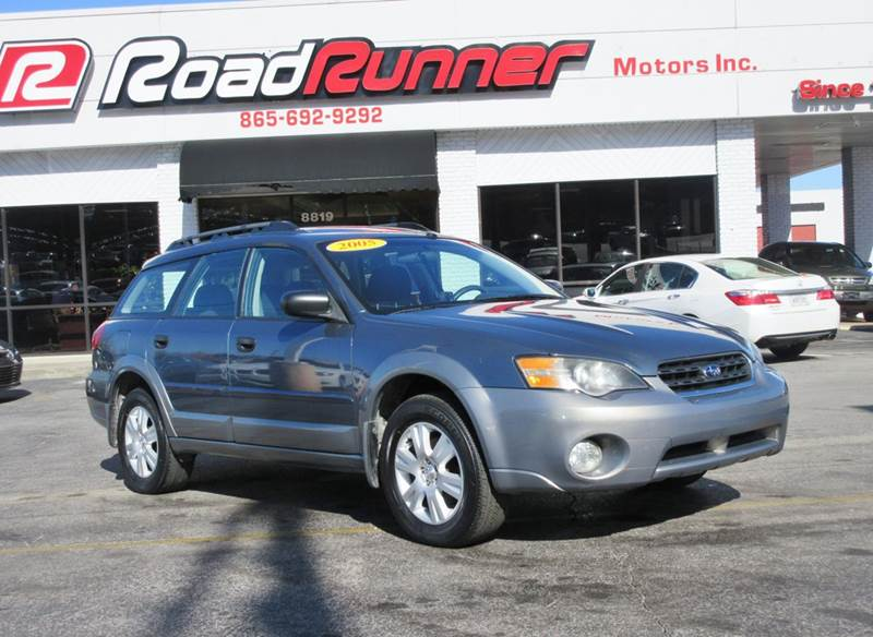 2005 Subaru Outback 2.5i AWD 4dr Wagon - Knoxville TN
