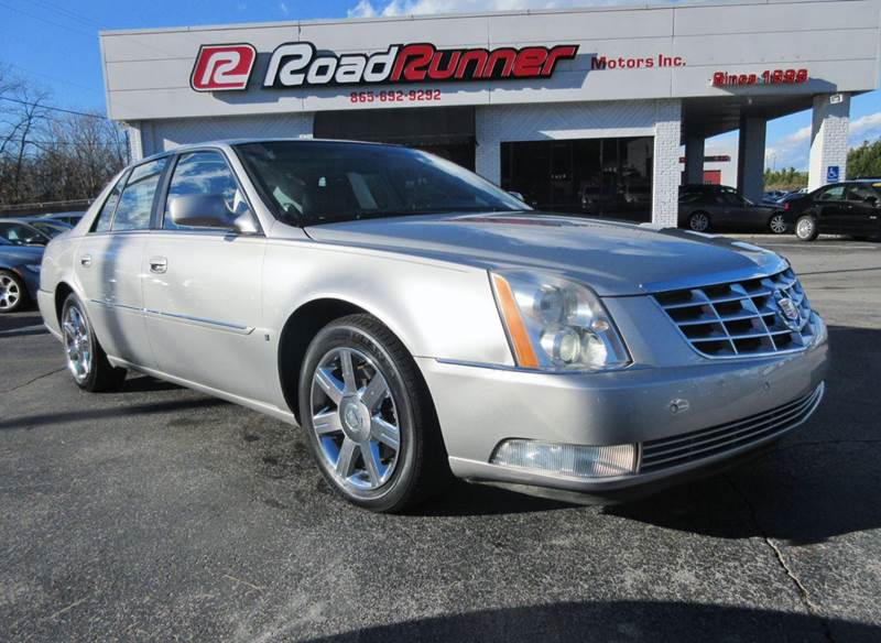 2007 Cadillac Dts Luxury I 4dr Sedan In Knoxville Tn