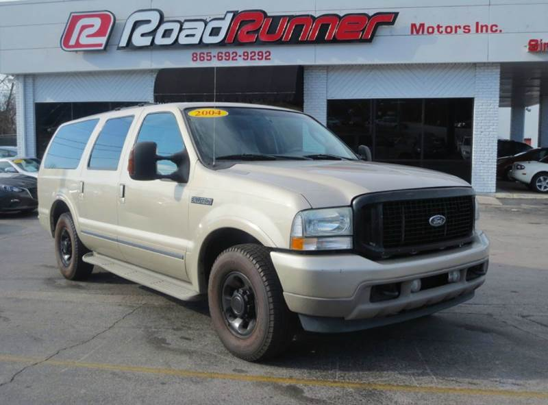 2004 Ford Excursion Limited 4dr Suv In Knoxville Tn