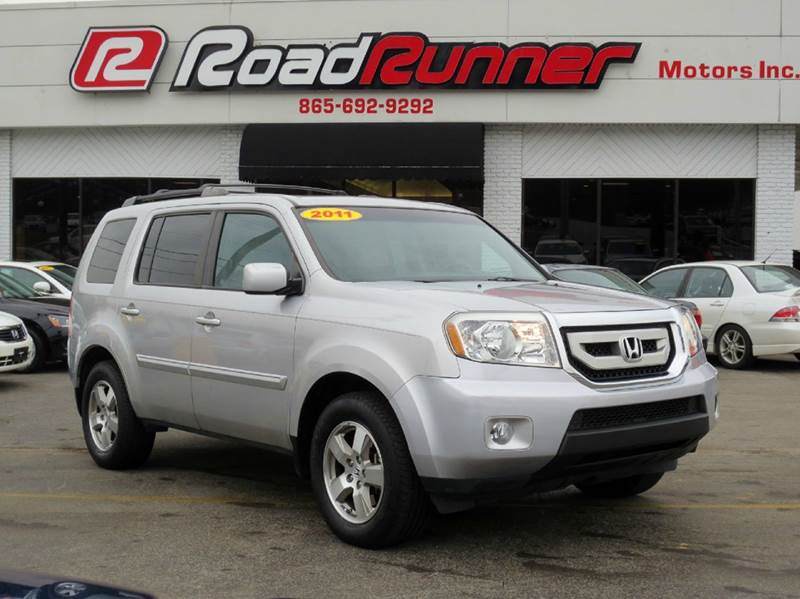 2011 Honda Pilot Ex L 4dr Suv W Dvd In Knoxville Tn