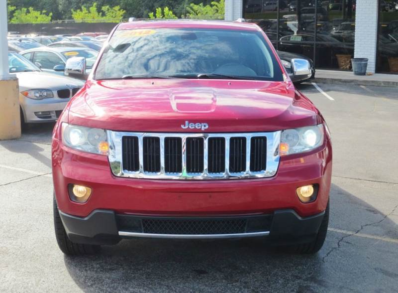 2011 Jeep Grand Cherokee Limited 4x4 4dr SUV - Knoxville TN