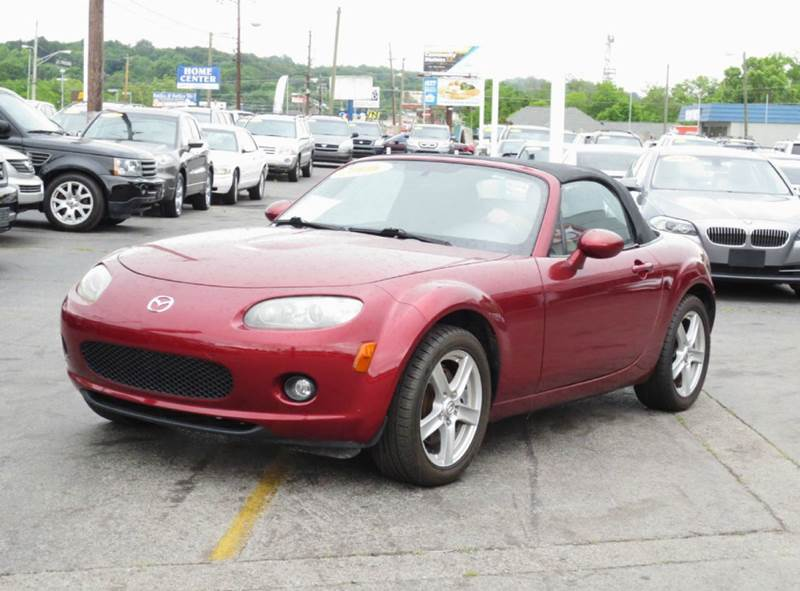 2006 Mazda MX-5 Miata Touring 2dr Convertible - Knoxville TN