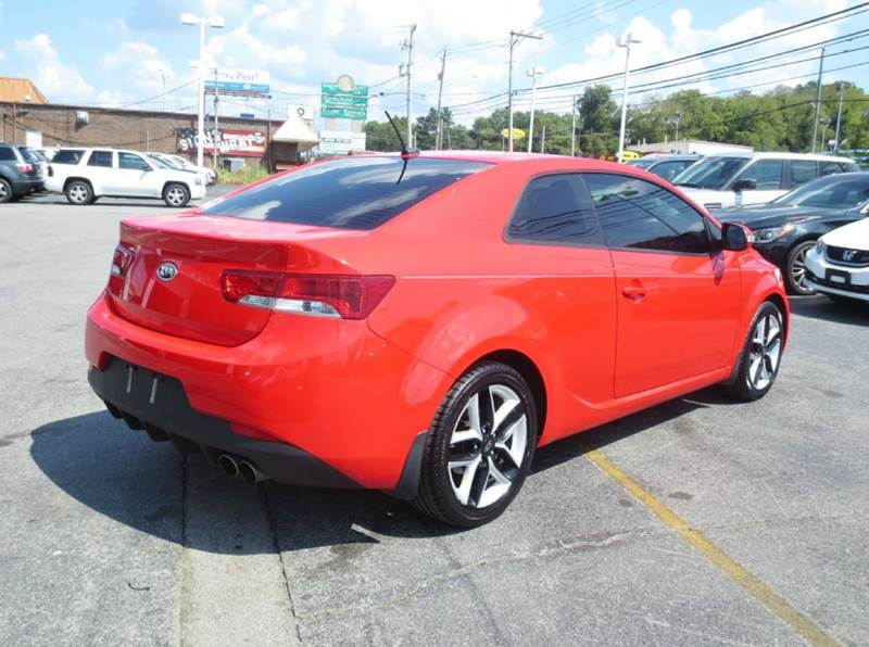 2010 Kia Forte Koup Sx 2dr Coupe 6m In Knoxville Tn