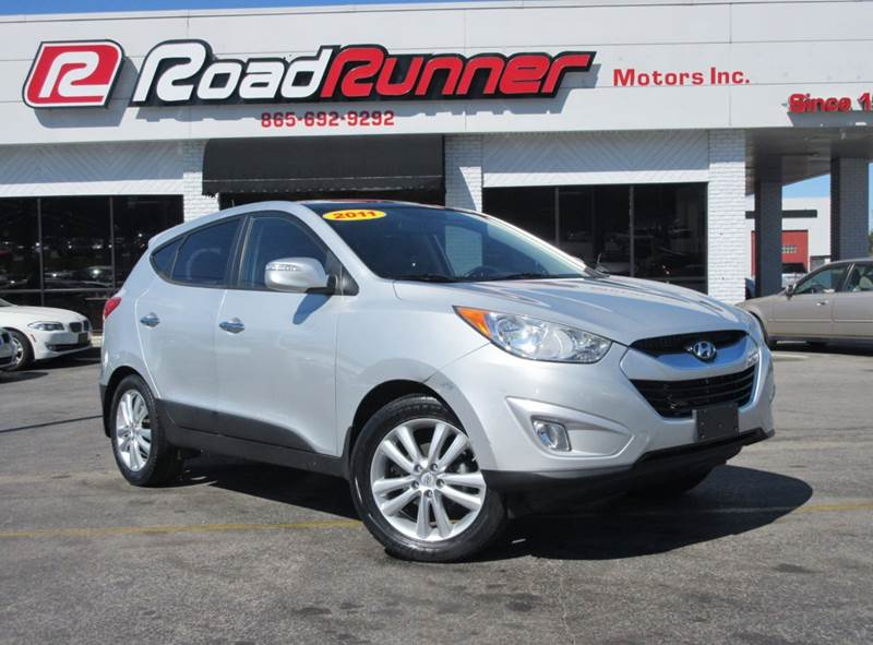 2011 Hyundai Tucson Limited 4dr SUV - Knoxville TN