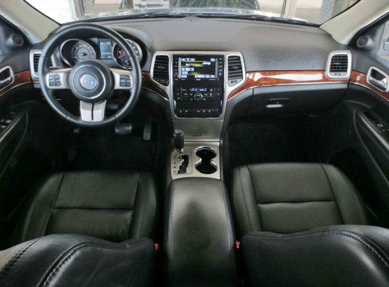 2013 Jeep Grand Cherokee 4x4 Limited 4dr SUV - Knoxville TN
