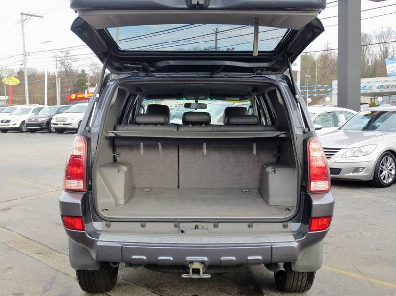 2005 Toyota 4Runner Sport Edition 4WD 4dr SUV - Knoxville TN