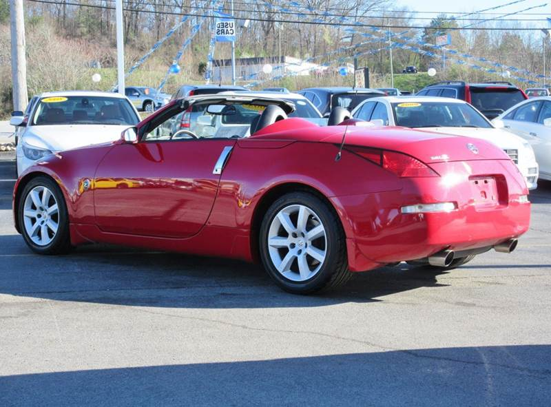 2005 Nissan 350Z Grand Touring 2dr Roadster - Knoxville TN