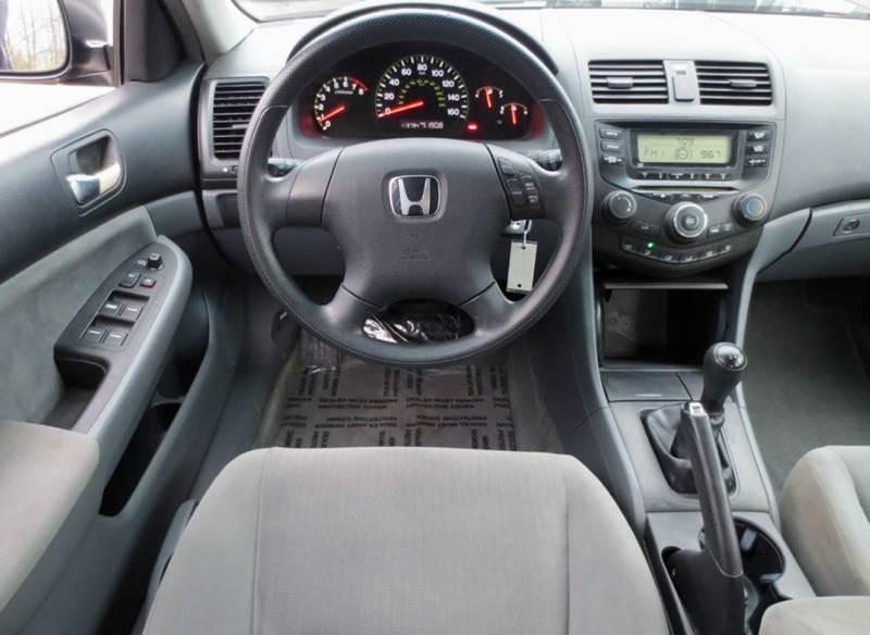 2005 Honda Accord LX 4dr Sedan - Knoxville TN