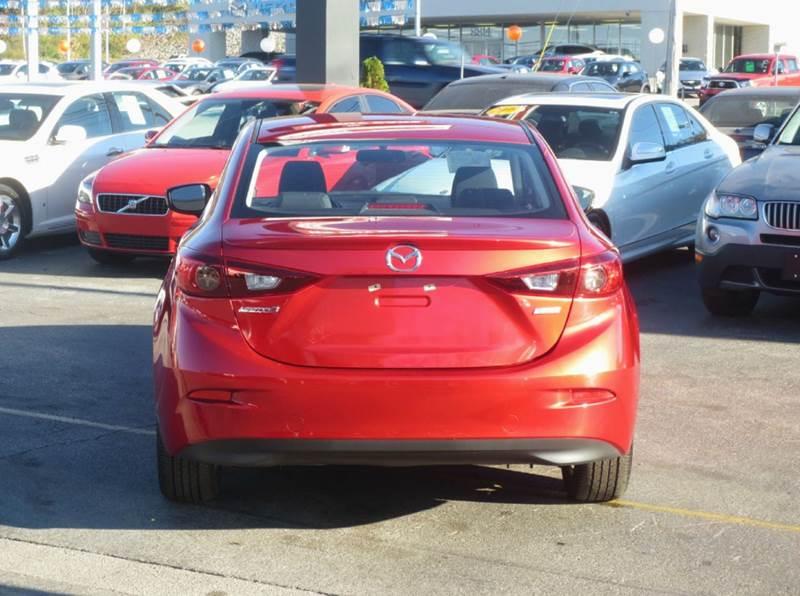 2014 Mazda MAZDA3 i Touring 4dr Sedan 6A - Knoxville TN