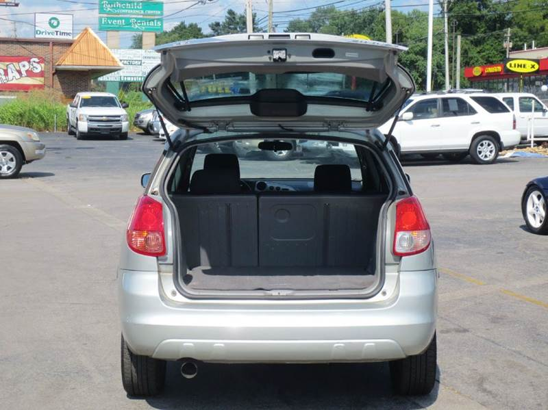 2004 Toyota Matrix XR 4dr Wagon - Knoxville TN