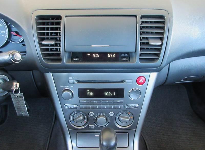 2006 Subaru Legacy 2.5i Limited AWD 4dr Sedan - Knoxville TN