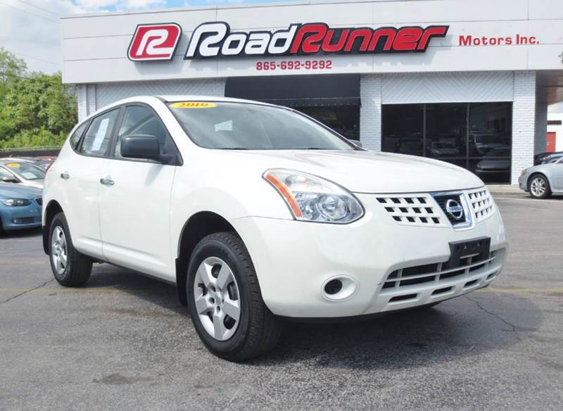 2010 Nissan Rogue S Awd 4dr Crossover In Knoxville Tn