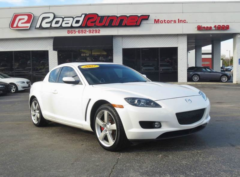 2007 Mazda RX-8 Sport 4dr Coupe (1.3L 2rtr 6M) - Knoxville TN