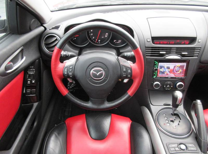 2008 Mazda RX-8 Grand Touring 4dr Coupe 6A - Knoxville TN