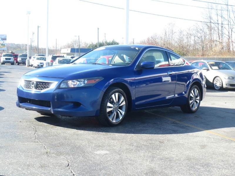 2009 Honda Accord LX-S 2dr Coupe 5A - Knoxville TN