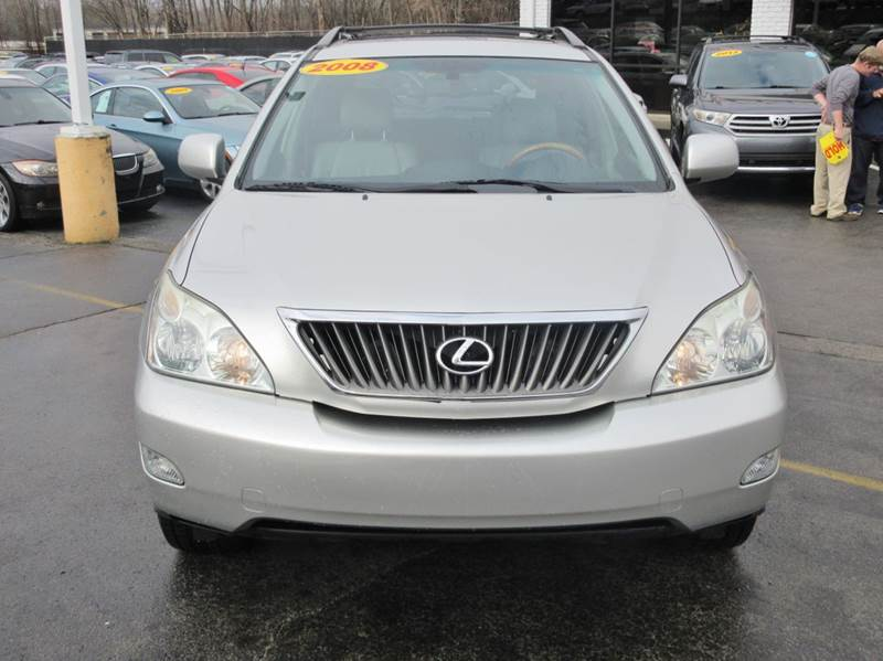 2008 Lexus RX 350 4dr SUV - Knoxville TN
