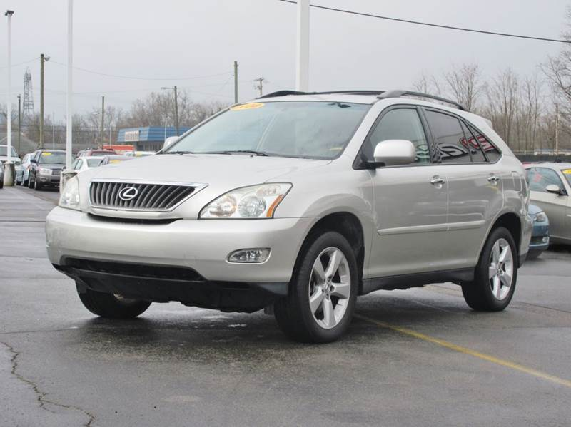 2008 Lexus RX 350 Base 4dr SUV - Knoxville TN