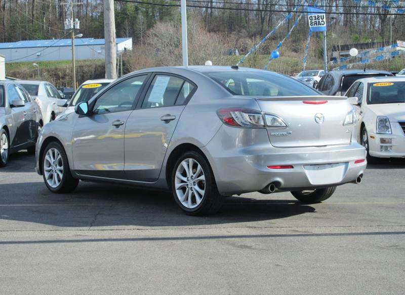 2011 Mazda MAZDA3 s Grand Touring 4dr Sedan 5A - Knoxville TN