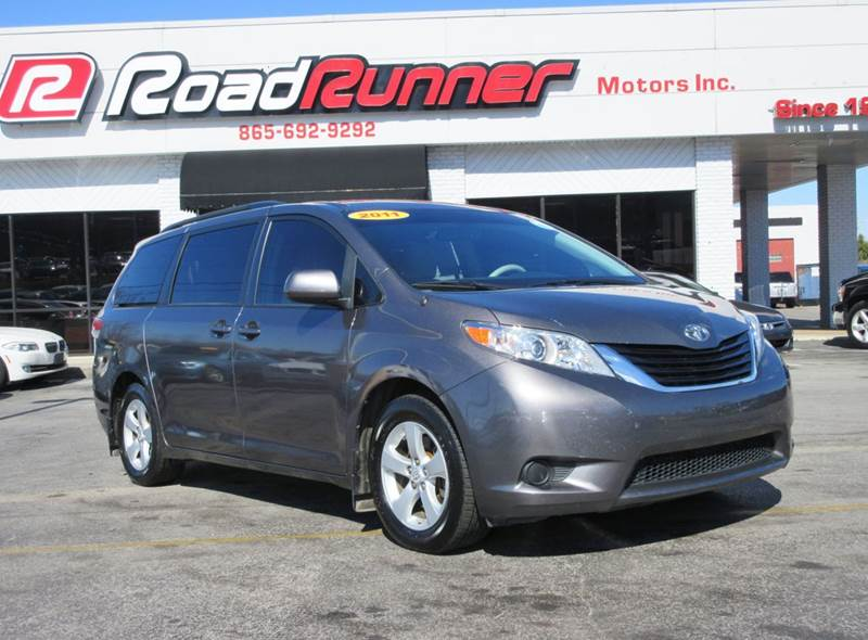 Toyota Sienna Tow Package