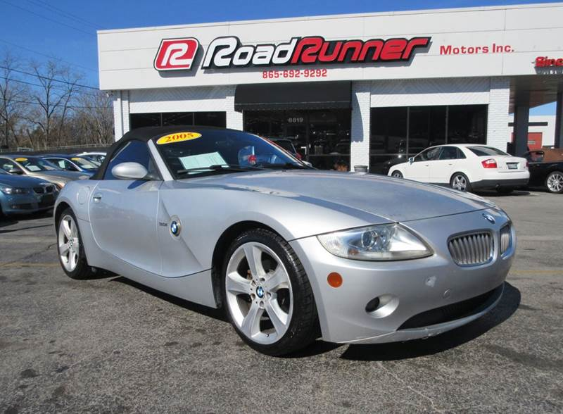 2005 BMW Z4 3.0i 2dr Roadster - Knoxville TN