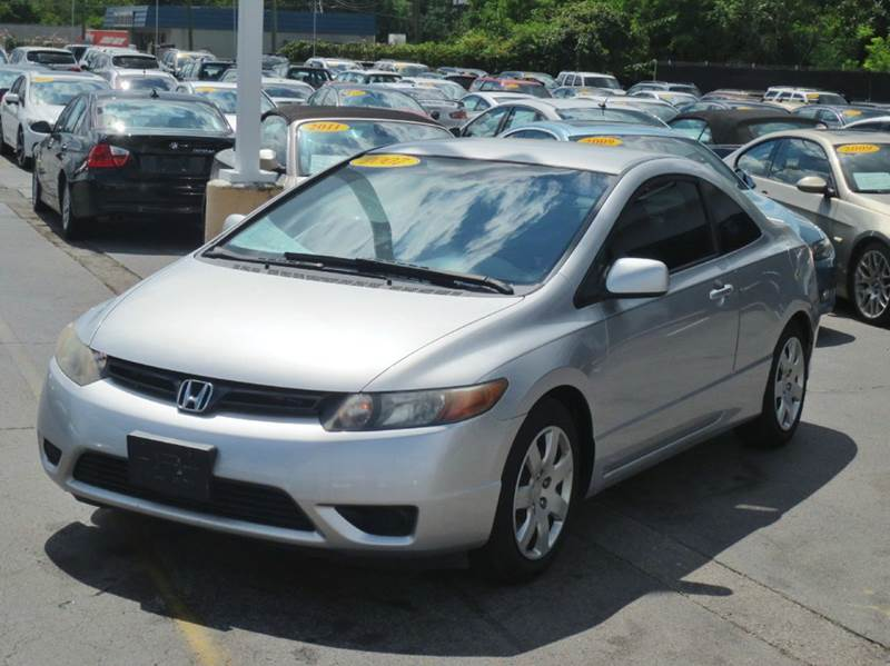 2007 Honda Civic LX 2dr Coupe (1.8L I4 5M) - Knoxville TN