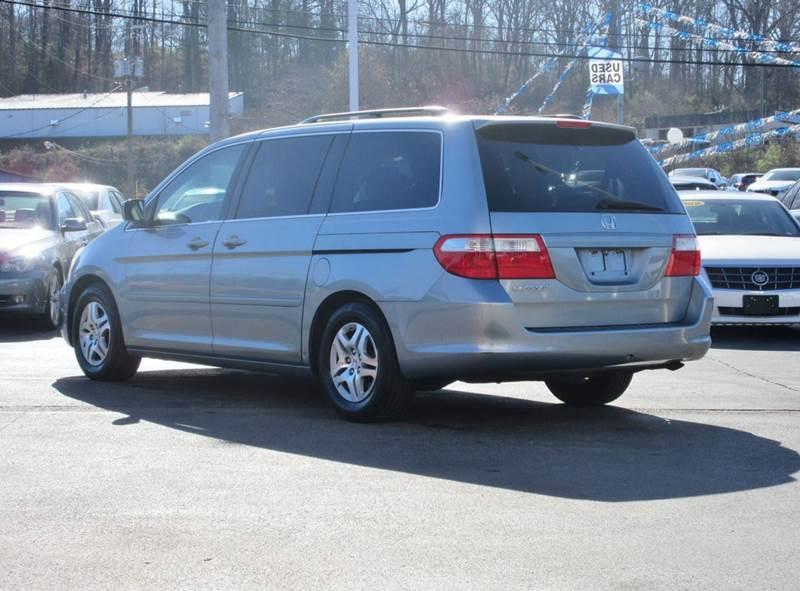 2007 Honda Odyssey EX 4dr Mini-Van - Knoxville TN