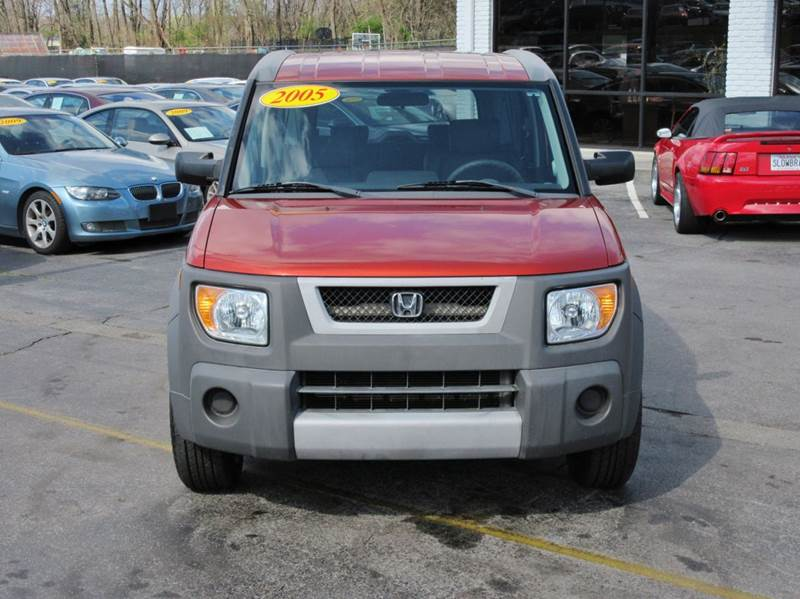 2005 Honda Element LX 4dr SUV - Knoxville TN