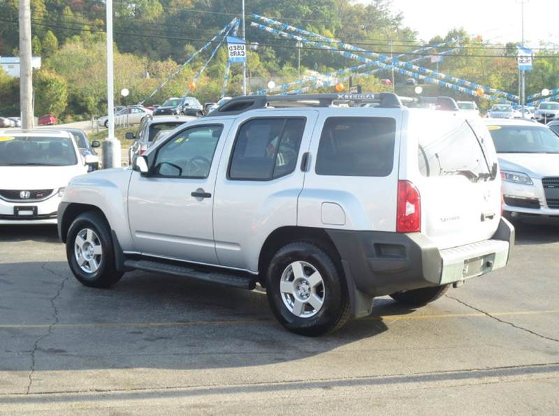 2008 Nissan Xterra S 4x2 4dr SUV 5A - Knoxville TN