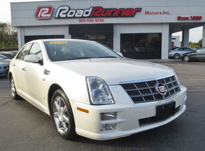 2009 Cadillac STS V8 Luxury 4dr Sedan w/ Navigation - Knoxville TN