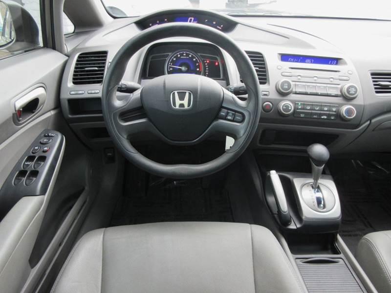 2008 Honda Civic LX 4dr Sedan 5A - Knoxville TN
