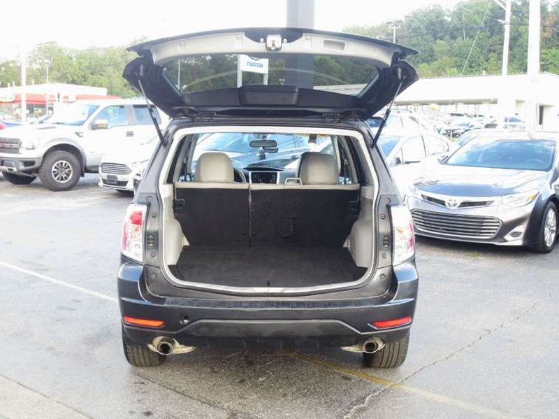 2013 Subaru Forester AWD 2.5X Limited 4dr Wagon - Knoxville TN