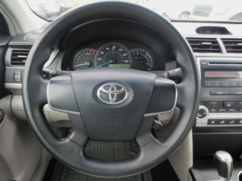 2012 Toyota Camry SE 4dr Sedan - Knoxville TN