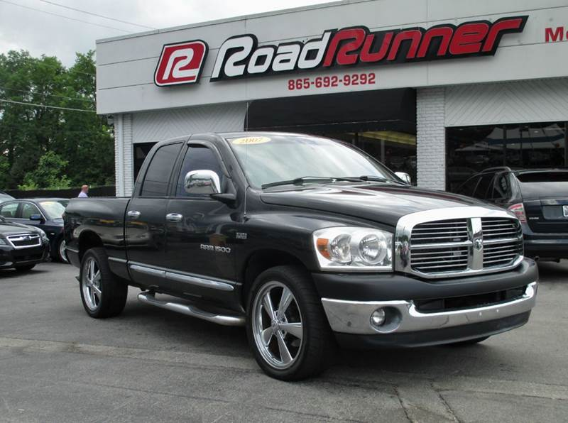 2007 dodge ram pickup 1500 for sale in knoxville tn. Black Bedroom Furniture Sets. Home Design Ideas