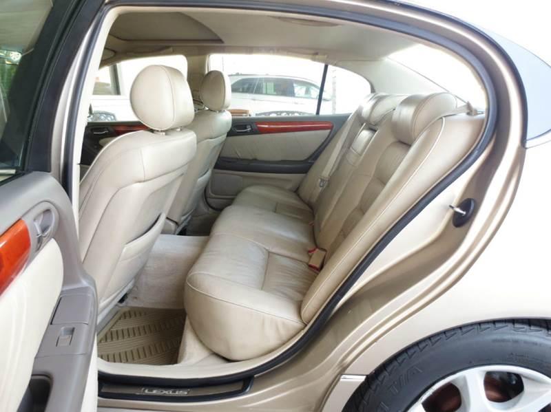 2001 Lexus GS 300 Base 4dr Sedan - Knoxville TN