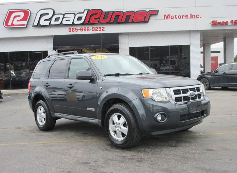 2008 Ford Escape Xlt 4dr Suv V6 In Knoxville Tn