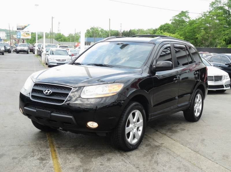 2009 Hyundai Santa Fe Limited 4dr SUV - Knoxville TN