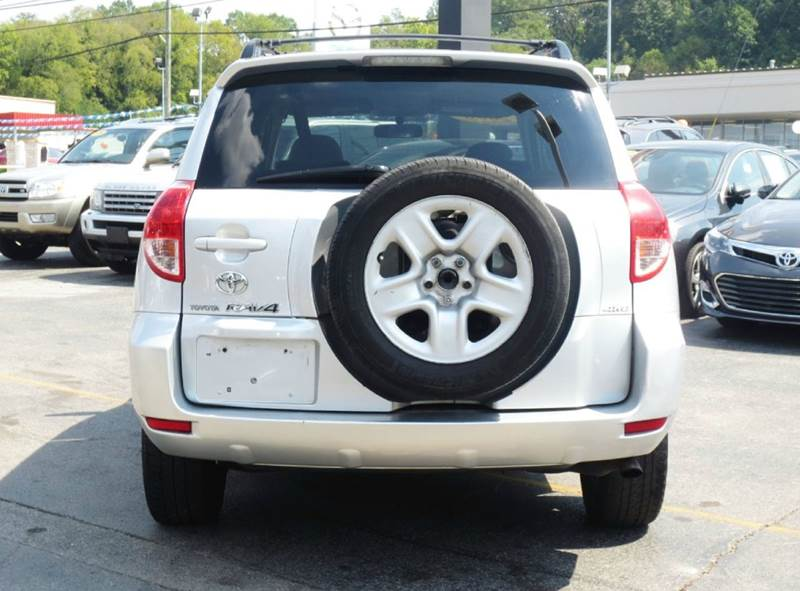 2006 Toyota RAV4 Base 4dr SUV 4WD - Knoxville TN