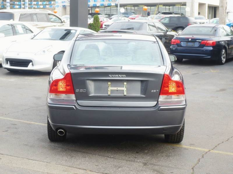 2007 Volvo S60 2.5T 4dr Sedan - Knoxville TN