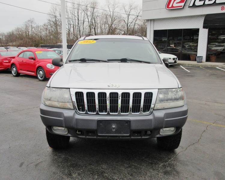 2002 Jeep Grand Cherokee Sport 4WD 4dr SUV - Knoxville TN