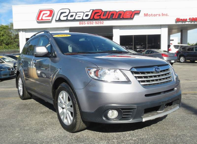 2008 Subaru Tribeca Ltd. 5-Pass. AWD 4dr Crossover w/Navi - Knoxville TN