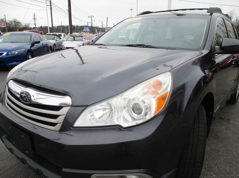 2010 Subaru Outback 2.5i Premium AWD Wagon w/Alloy Wheels - Knoxville TN