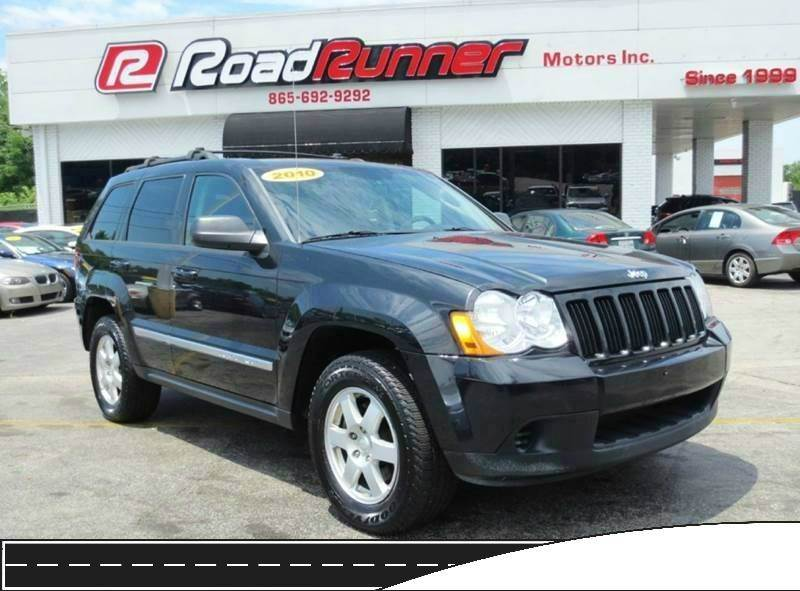 2010 Jeep Grand Cherokee 4x2 Laredo 4dr Suv In Knoxville