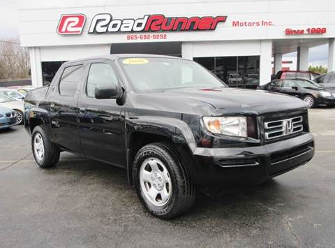 Honda ridgeline for sale knoxville tn for Honda knoxville tn