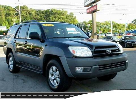 Used Toyota 4runner For Sale Knoxville Tn